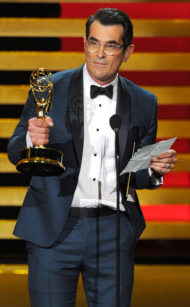 Ty Burrell, Emmy Awards 2014 Show