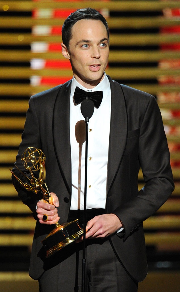 Jim Parsons, Emmy Awards 2014 Show