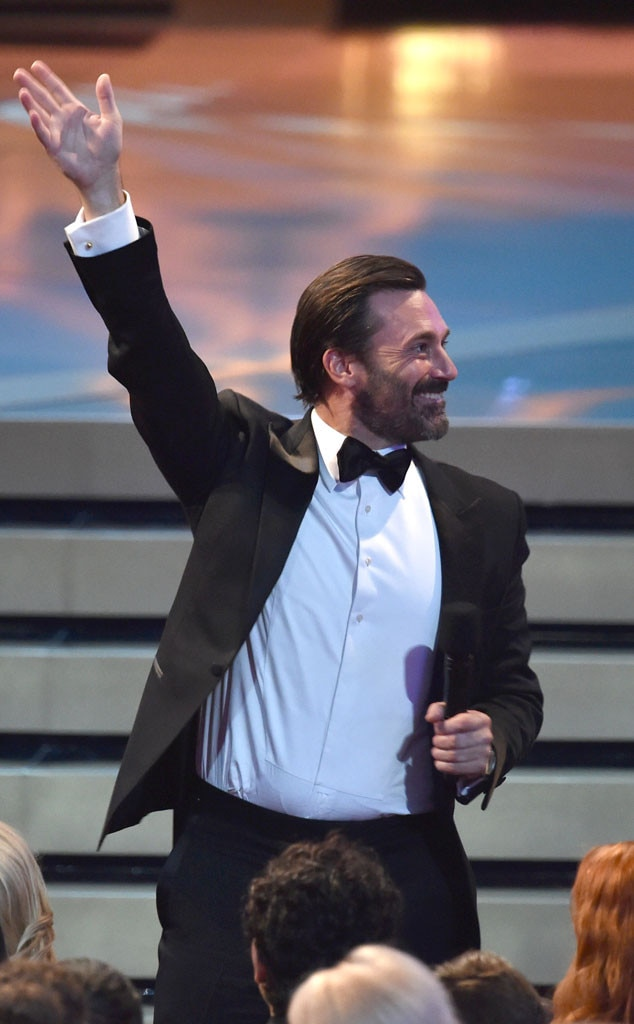 Jon Hamm, Emmy Awards 2014 Show