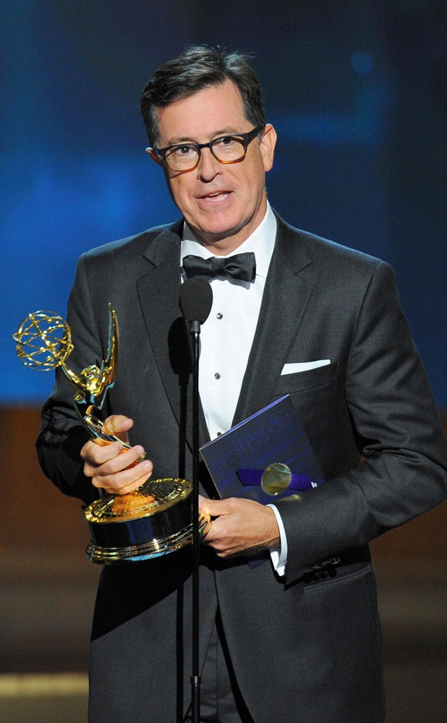 Stephen Colbert, Emmy Awards 2014 Show