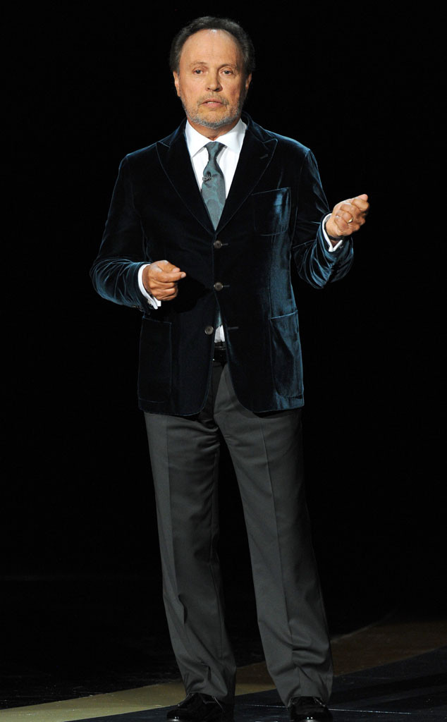 Billy Crystal, Emmy Awards 2014 Show