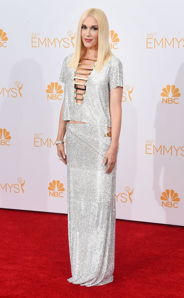 Gwen Stefani, Emmy Awards 2014