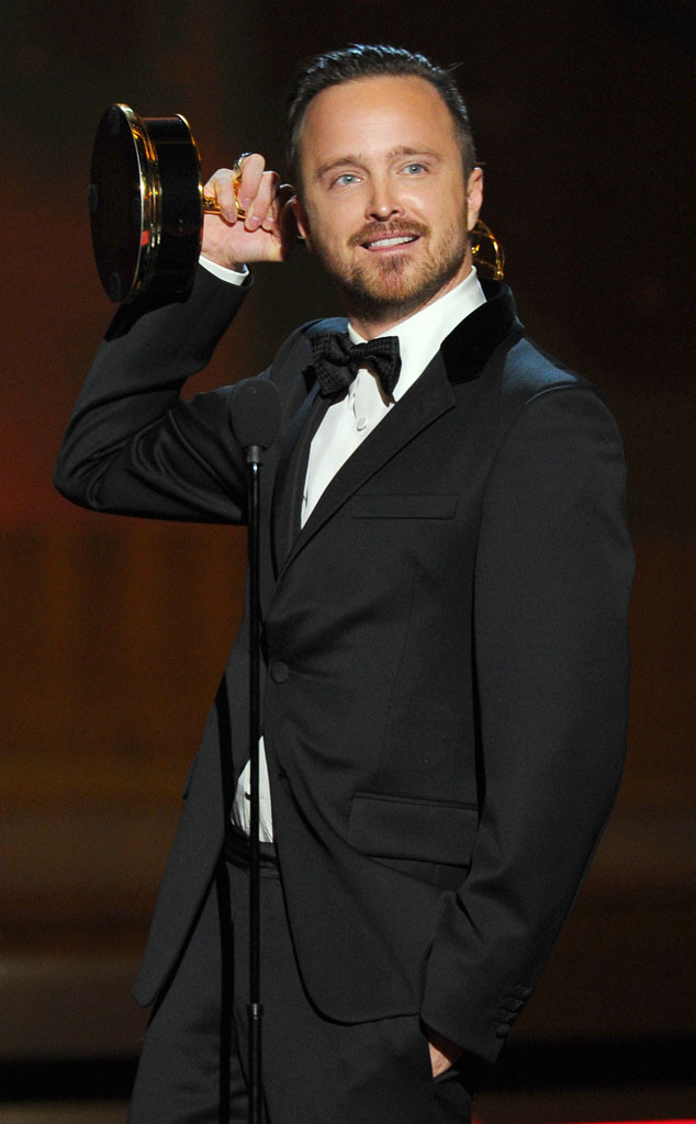 Aaron Paul, Emmy Awards 2014 Show