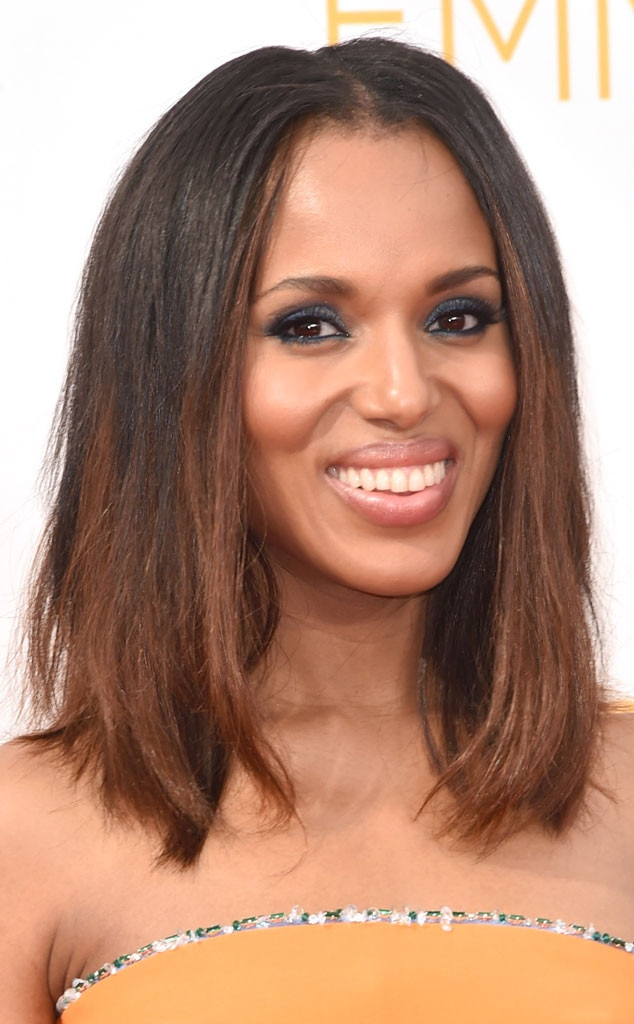 Kerry Washington, Emmy Awards 2014, Best Beauty Looks