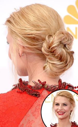 Claire Danes, Emmy Awards 2014, Best Beauty Looks