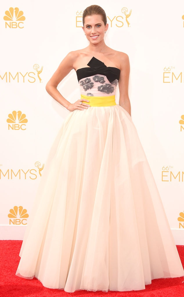 Allison Williams, Emmy Awards 2014