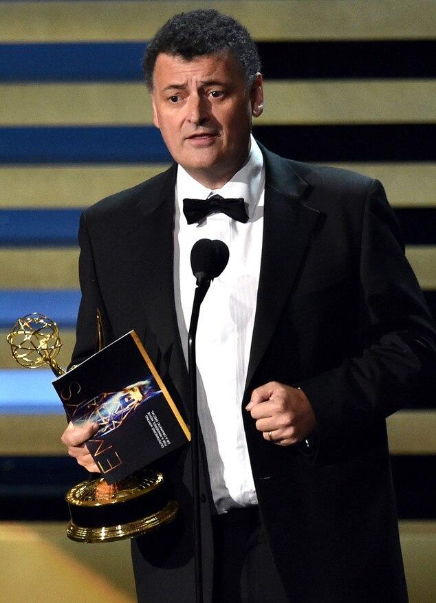 Steven Moffat, Emmy Awards 2014 Show