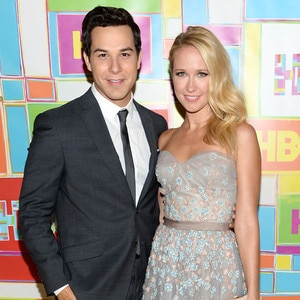 Anna Camp and Skylar Astin: Romance Rewind
