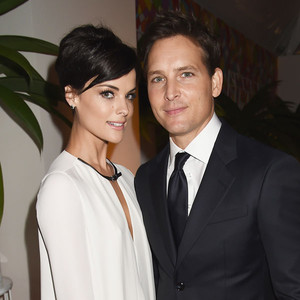 Jaimie Alexander, Peter Facinelli, 2014 Emmy's, Party Pics