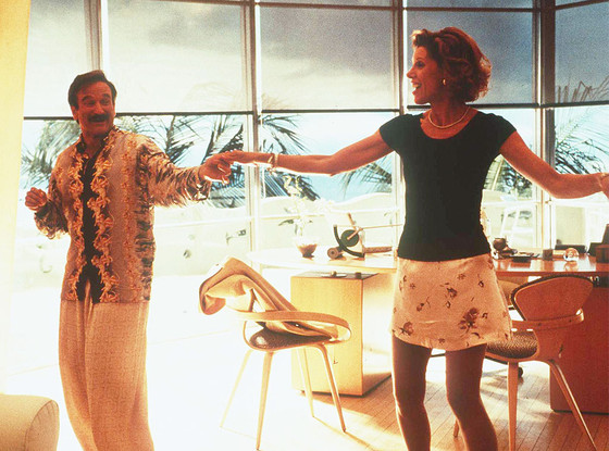 ROBIN WILLIAMS, CHRISTINE BARANSKI, Birdcage