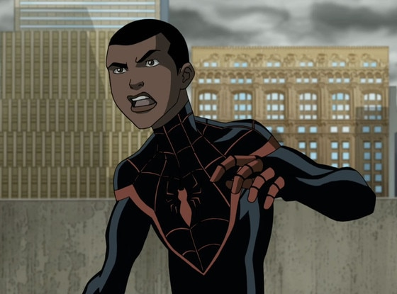 MARVEL'S ULTIMATE SPIDER-MAN: WEB WARRIORS