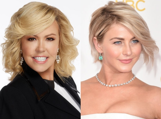Mary Murphy, Julianne Hough