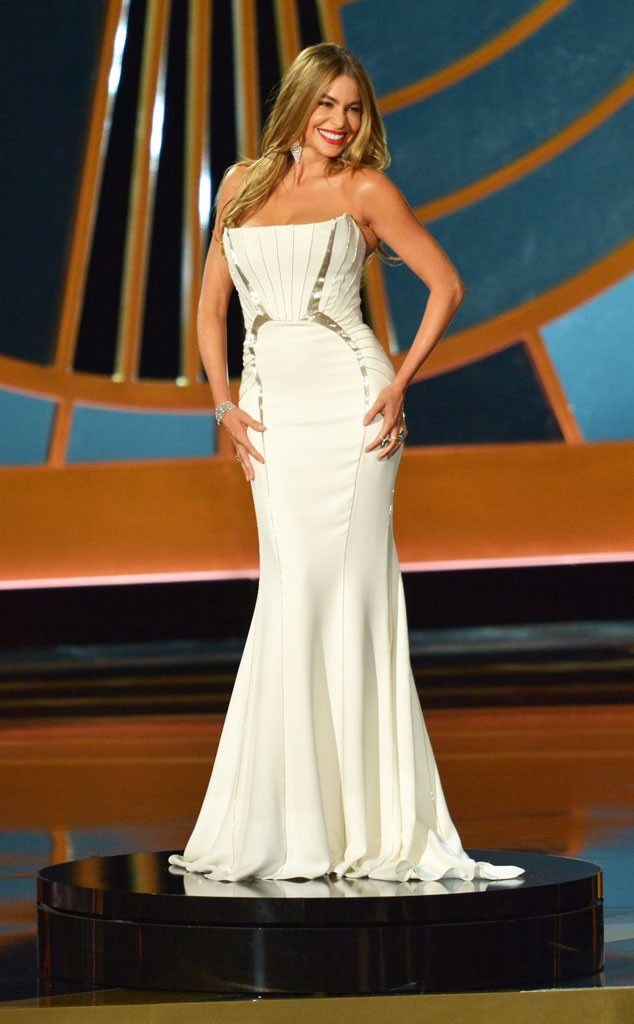 Sofia Vergara, 2014 Emmy's, On Stage