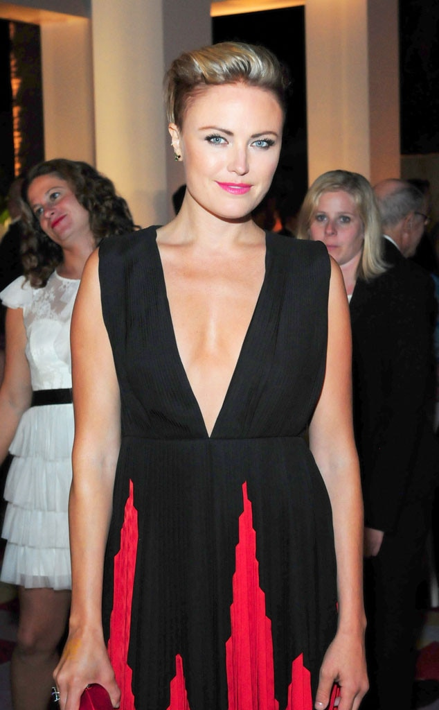 Malin Akerman, 2014 Emmy's, Party Pics