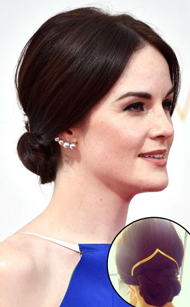 Michelle Dockery, Emmy Awards 2014