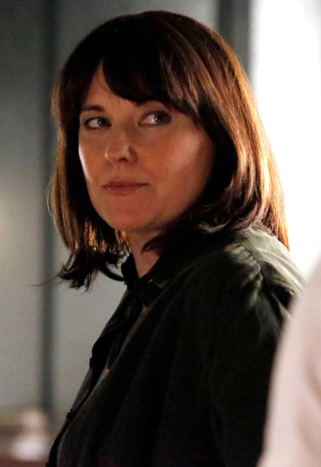 Lucy Lawless, Agents of SHIELD