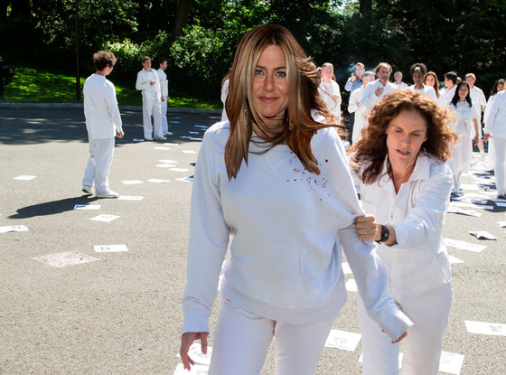 Jennifer Aniston, Guilty Remnant, The Leftovers