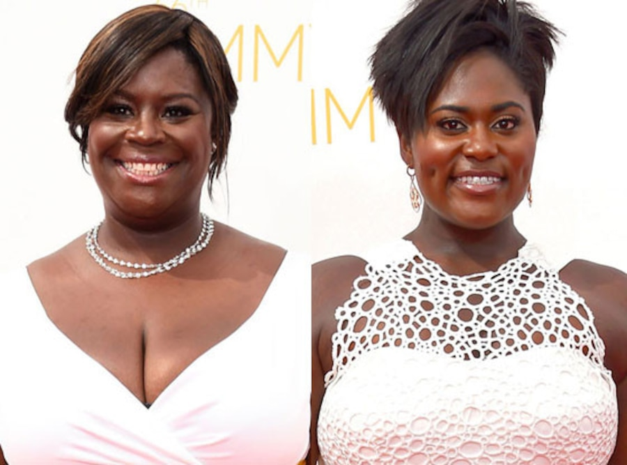 Retta, Danielle Brooks, Emmy Awards 2014