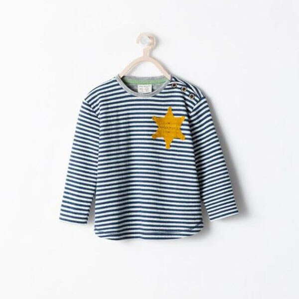 Zara Holocaust, Sheriff Shirt