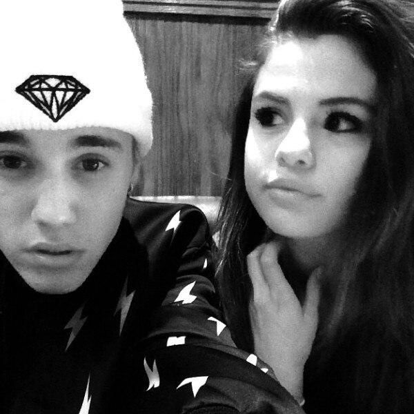 Justin Biever, Selena Gomez, Instagram