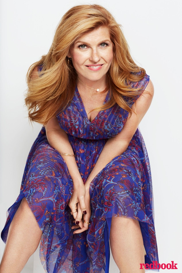 Connie Britton, Redbook Magazine