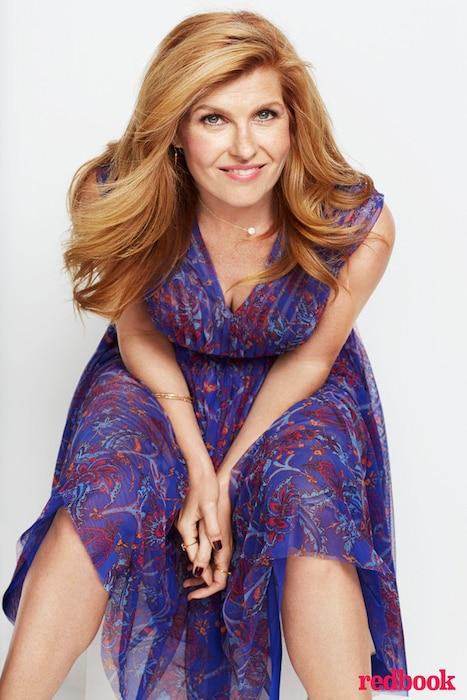 Connie Britton, Redbook Magazine