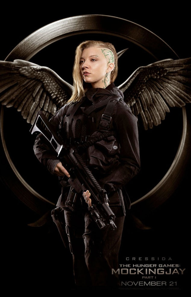 Hunger Games Mockingjay Posters