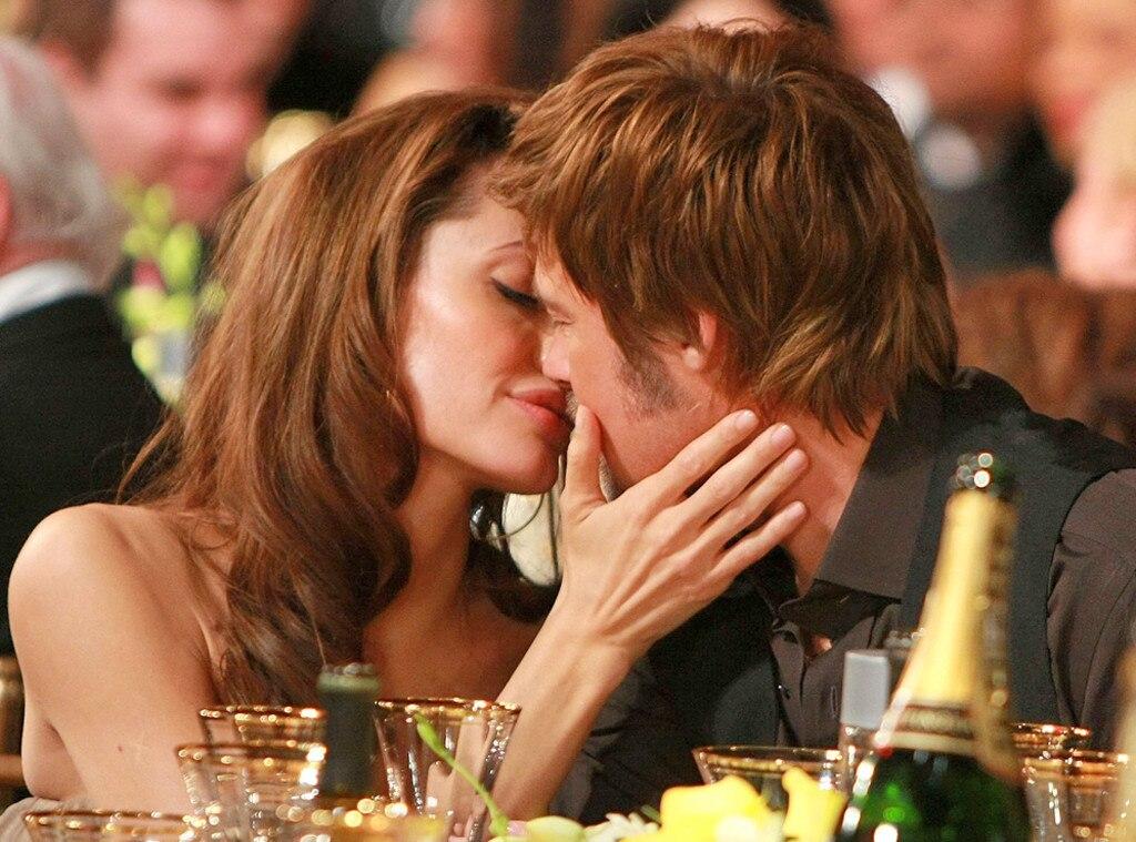 Angelina Jolie, Brad Pitt, SAG 2008
