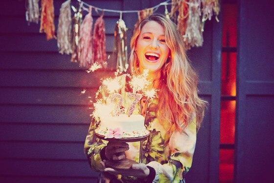Blake Lively, Birthday, Preserve