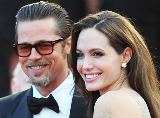 How Brad Pitt and Angelina Jolie Pulled Off Their Top ... Brad Pitt And Angelina Jolie