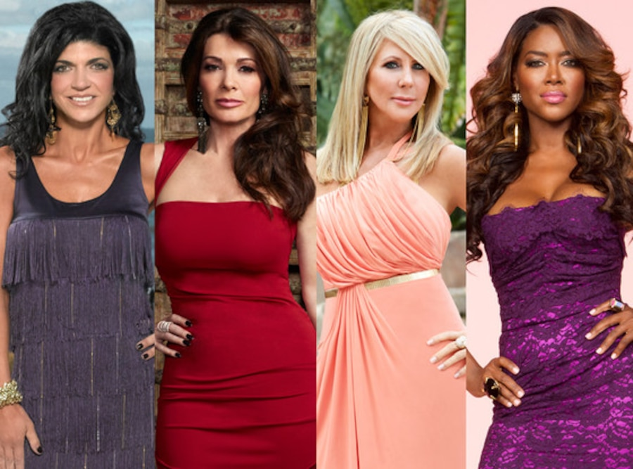 Real Housewives Split