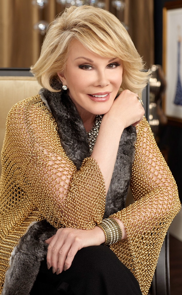 Joan Rivers: Looking Back at Her Biggest Lessons About Life and Love on the Two-Year Anniversary of Her Death