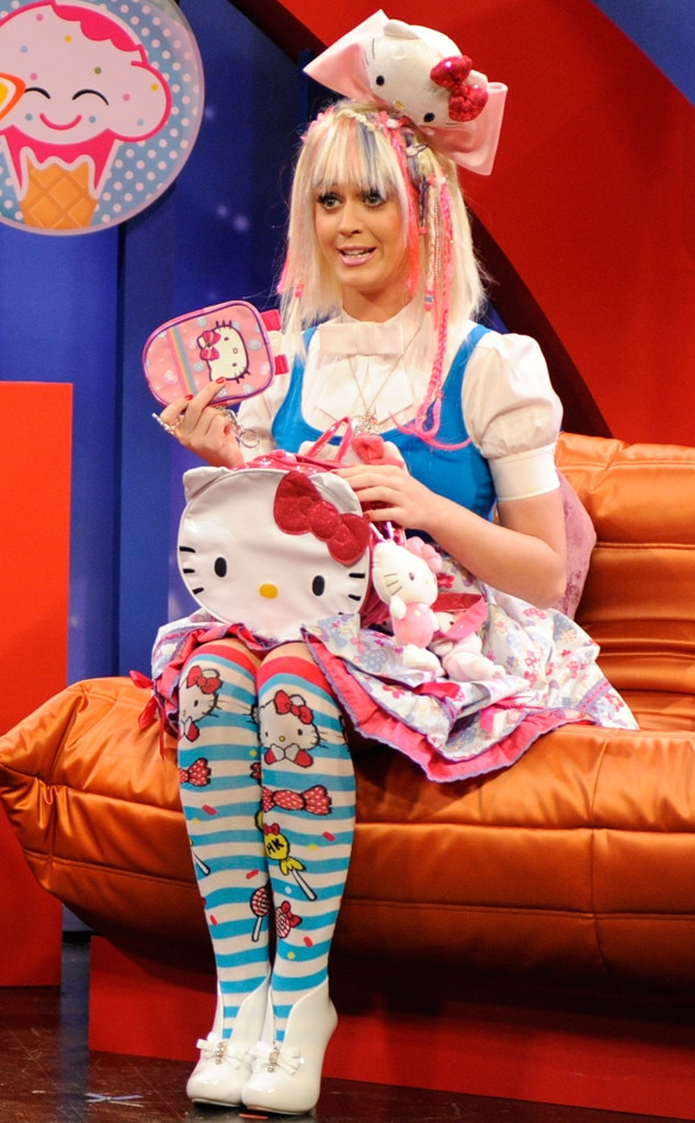 Katy Perry, Hello Kitty, Saturday Night Live