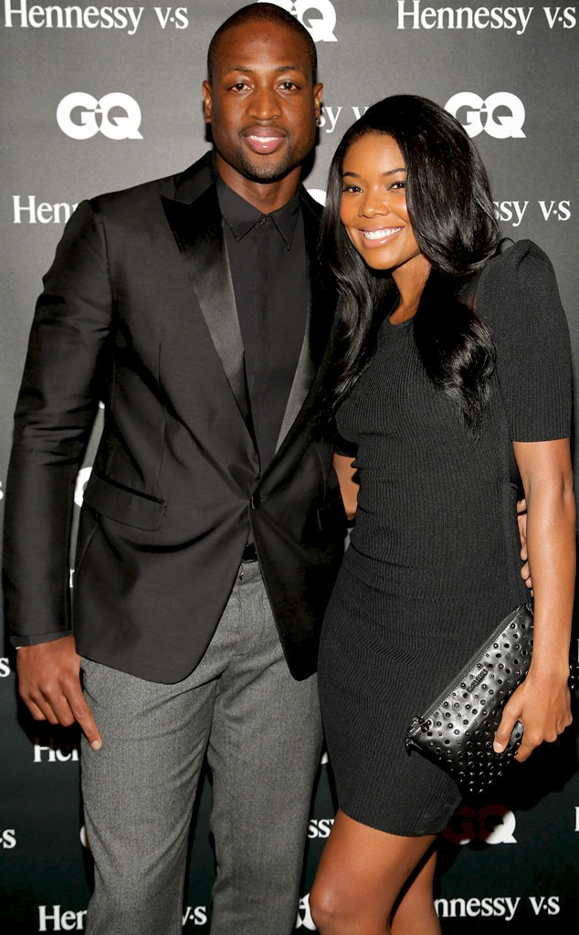 Outstanding Dwyane Wade And Gabrielle Union Are Married E News Hairstyle Inspiration Daily Dogsangcom