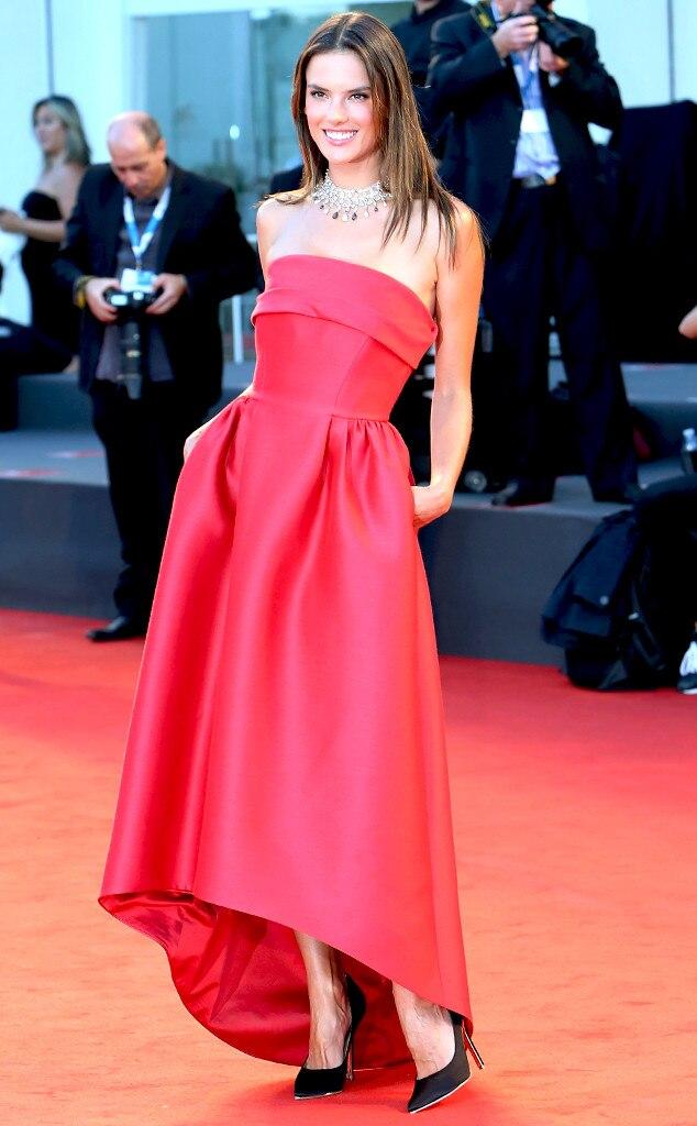 Alessandra Ambrosio, Venice Film Festival