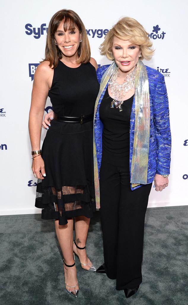 Melissa Rivers, Joan Rivers