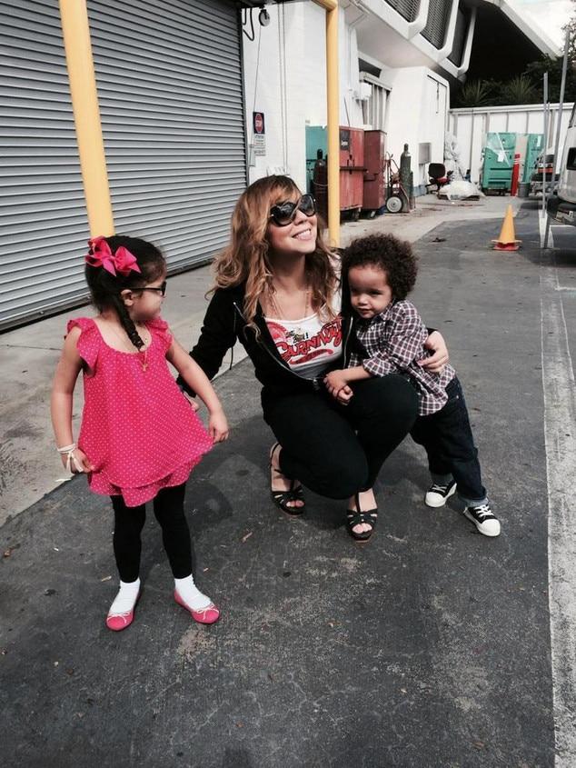 Mariah Carey, Moroccan, Monroe, Twitter