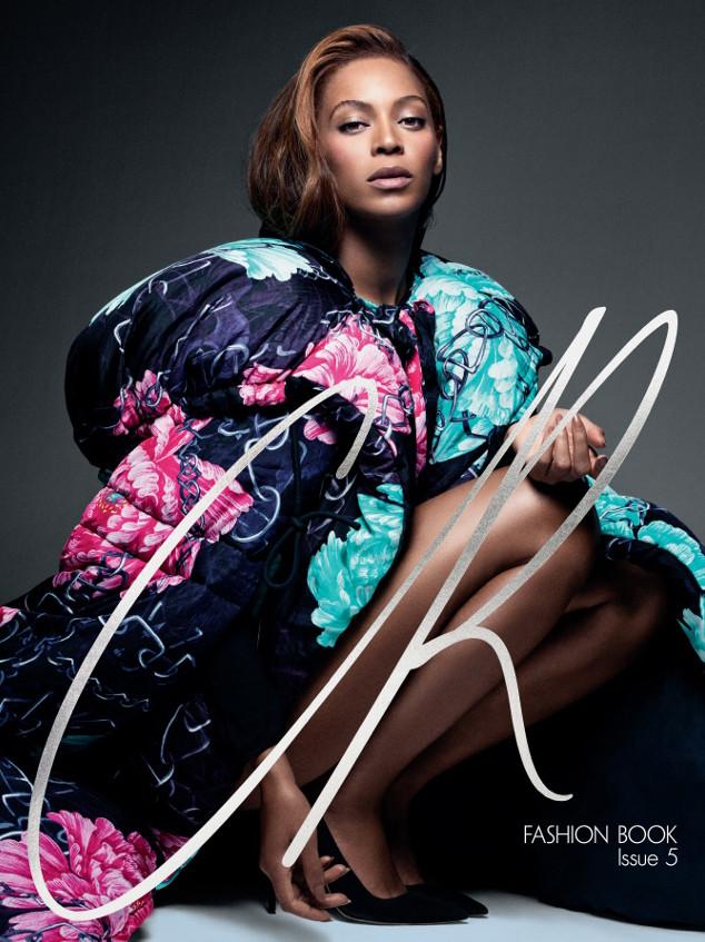Beyonce, CR Fashion Book