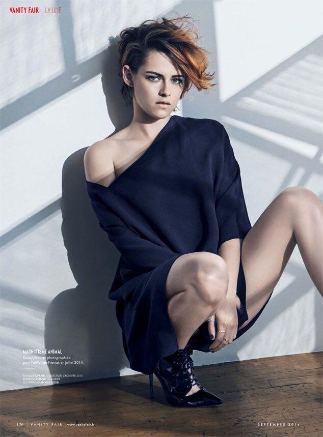 Kristen Stewart, Vanity Fair France