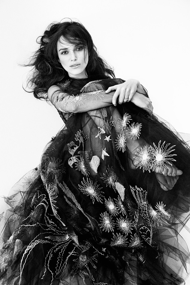 Keira Knightley, Interview Magazine