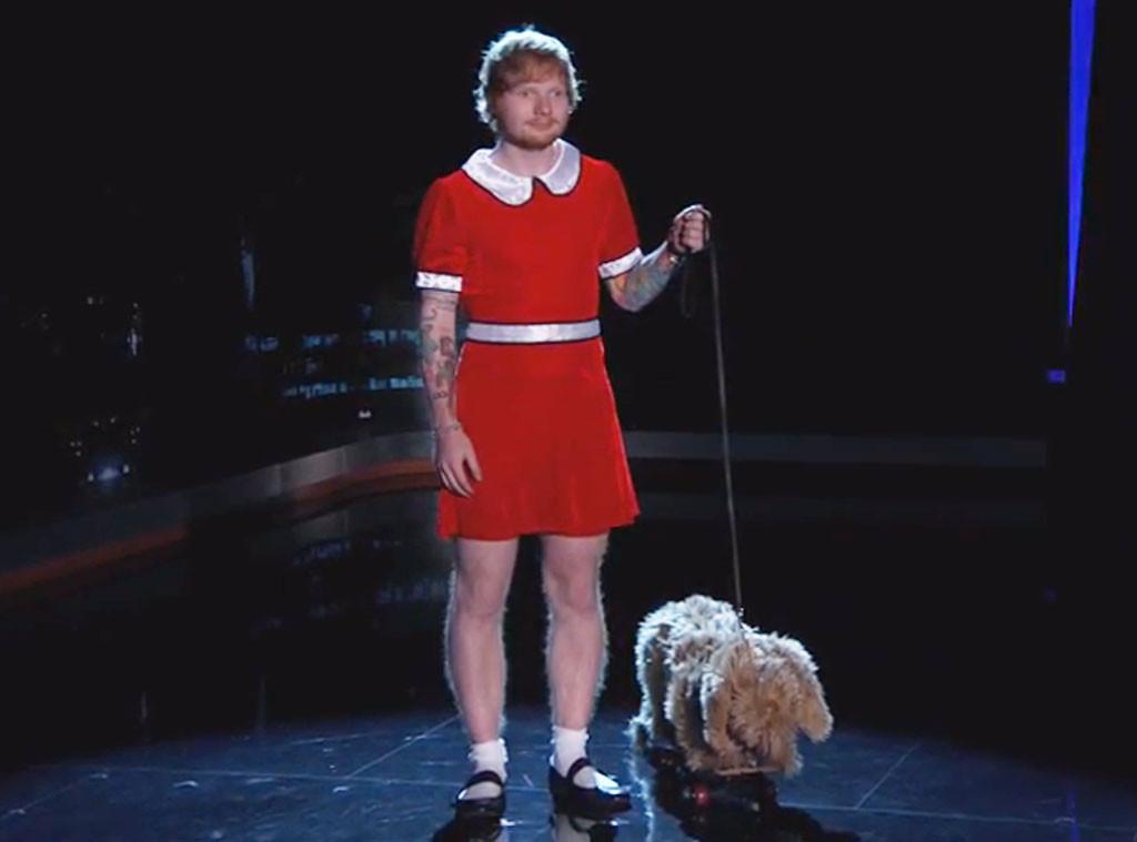 Ed Sheeran, Annie