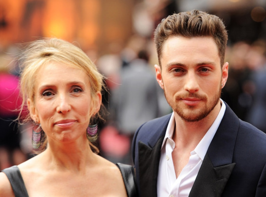 Aaron Taylor-Johnson, Sam Taylor Wood