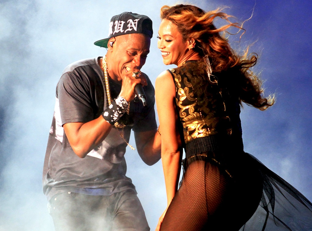Beyonc 233 Amp Jay Z From Musicians Performing Live On Stage