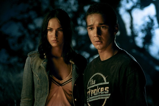 Megan Fox, Shia LaBeouf, Transformers