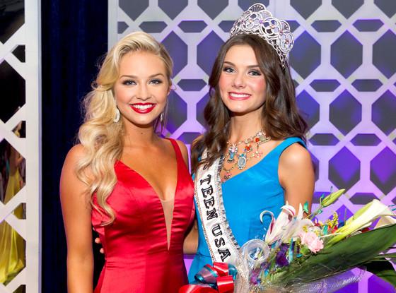 Cassidy Wolf, Miss Teen USA 2013, K. Lee Graham, Miss Teen USA 2014