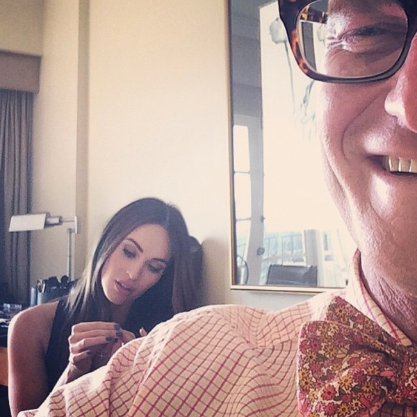 Marc Malkin, Megan Fox, Instagram