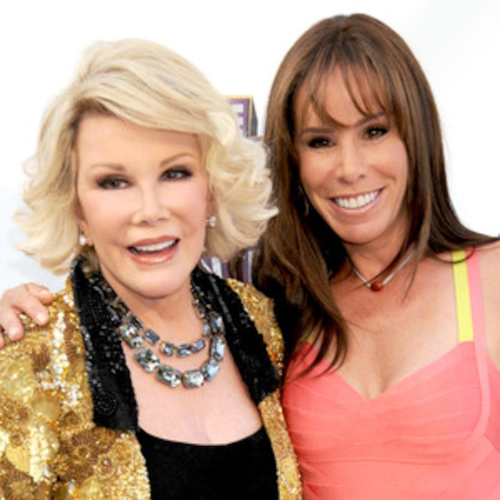 Melissa Rivers Set To Join Fashion Police Co Hosts Celebrate And Pay Tribute Joan In On Air Special E News