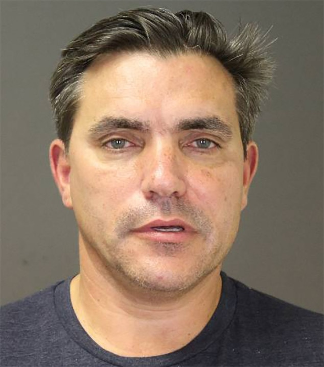 Todd English, Mugshot