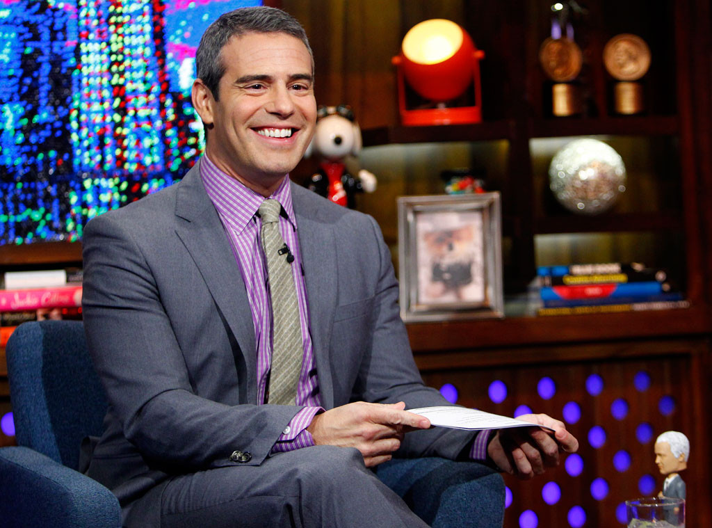 Andy Cohen, TV Salary Gallery