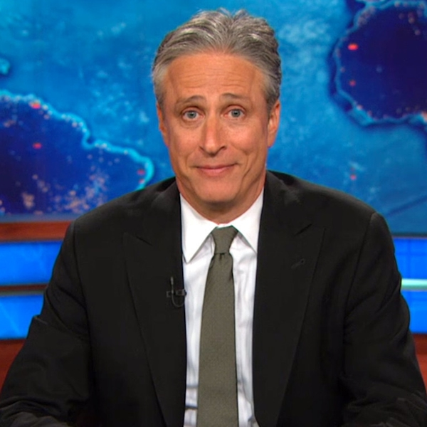 Viral News From Germany: Jon Stewart From Weird Guy Crush: Hottest Celebs We Can't
